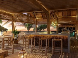 Le restaurant de plage du Preskil Island Resort