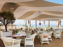 Le Del Mar Beach Cafe de l'hôtel Puente Romano