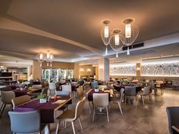 Le restaurant La Veranda