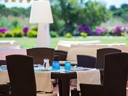 Le restaurant Il Mediterraneo