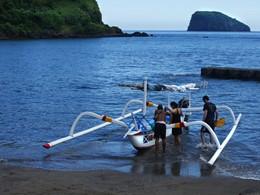 Activités nautiques sur la plage de l'hôtel