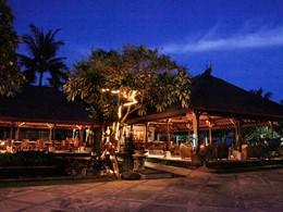 Autre restaurant de l'hôtel Puri Bagus Lovina