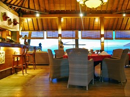 Restaurant Ballroom du Puri Mas Boutique Resort