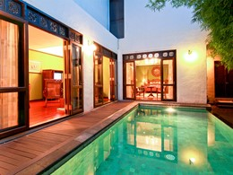 Puripunn Grand Suite de l'hôtel Puripunn à Chiang Mai