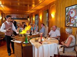 Saveurs méditerranéennes au restaurant La Perla