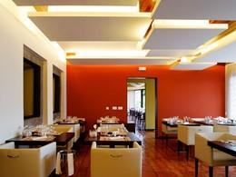 Le restaurant Galeria