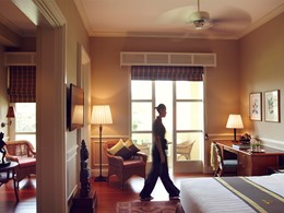 Colonial Suite du Raffles Grand Hotel d'Angkor à Siem Reap
