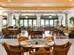 Le Café Monivong du Raffles Hotel Le Royal