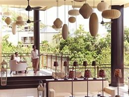 Danzil Lounge Bar du Raffles Praslin aux Seychelles