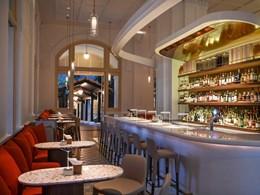 Le bar animé BBR by Alain Ducasse