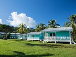 Les bungalows au style épuré