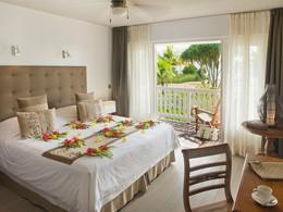 Standard Room du Raiatea Lodge Hotel en Polynésie