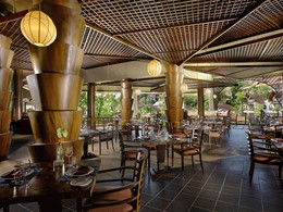 Restaurant The Golden Pond de l'hôtel Rawi Warin Resort