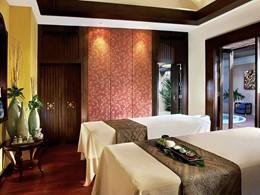 Le spa de l'hôtel 4 étoiles Rawi Warin Resort à Koh Lanta