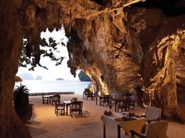 Le restaurant La Grotte