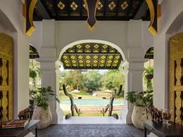 Architecture d'inspiration coloniale