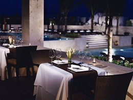 Le restaurant Casa del Lago du Rosewood Mayakoba