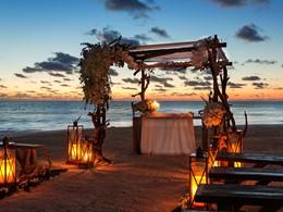 Mariage à l'hôtel Rosewood Mayakoba à Playa del Carmen