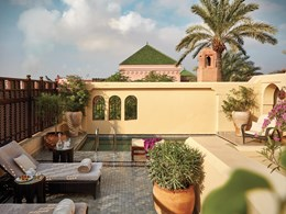 Le Grand Riad, l'expérience ultime
