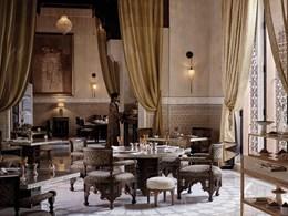 La Grande Table Marocaine, le restaurant gastronomique