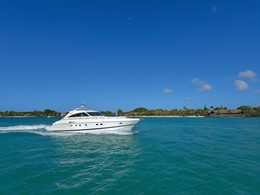 Yacht privé The Royal Princess