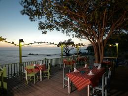 La Luna Restaurant du Sai Kaew Beach Resort en Thailande
