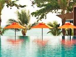 La piscine du Sai Kaew Beach Resort à Koh Samet