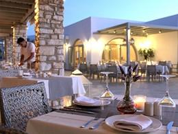 Restaurant du Saint Andrea Seaside Resort