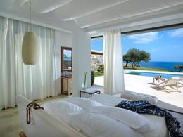 3 Bedroom Thalassa Villa Private Pool du Saint Nicolas Bay