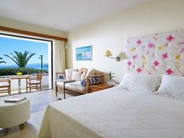 Double Room Sea View du St. Nicolas Bay à Crète