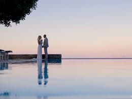 Mariage à l'hôtel St. Nicolas Bay situé à Crète