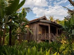 Maisons traditionnelles en bois