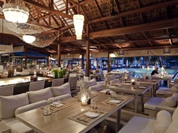 Restaurant Beach du Sala Samui situé en Thailande