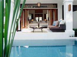 Garden Pool Villa de l'hôtel Sala Resort & Spa à Koh Samui