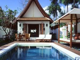 Oceanfront Garden Pool Suite de l'hôtel Sala Resort & Spa