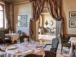 Le restaurant Acquerello