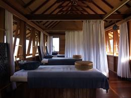 Le spa et ses tables de massage