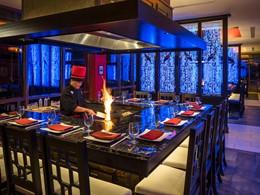 Spécialités japonaises au restaurant Kimonos