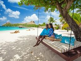 Séjour idéal en amoureux au Sandals Grande St. Lucian