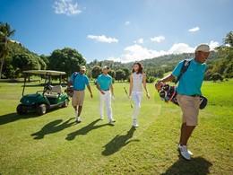 Le Sandals met à votre disposition un magnifique parcours de golf