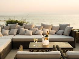 Le Dune Bar & Lounge du Sani Club à Halkidiki