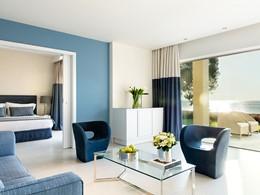 Two Bedroom Bungalow Suite Private Garden du Sani Club