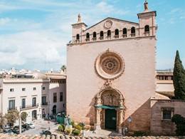 Le Sant Francesc est situé au coeur du quartier historique de Palma