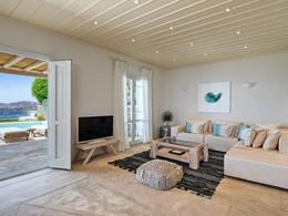 Villa 4 Bedrooms  de l'hôtel Santa Marina en Grèce