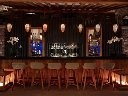 Le Buddha Bar du Santa Marina situé à Mykonos