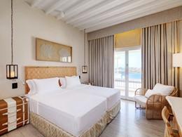 Superior Double de l'hôtel Santa Marina en Grèce