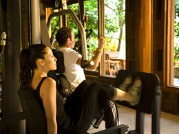 La gym de l'hôtel Santhiya Resort & Spa à Koh Phangan