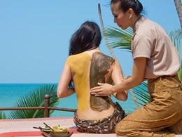 Profitez des somptueux soins du spa du Santhiya Tree