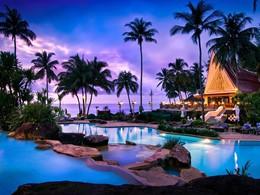 Profitez de la superbe piscine du Santhiya Tree Koh Chang