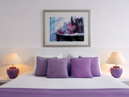 Exécutive Supérieure du Santorini Kastelli Resort